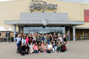 Visit to Warner Brother's Studio Harry Potter Tour