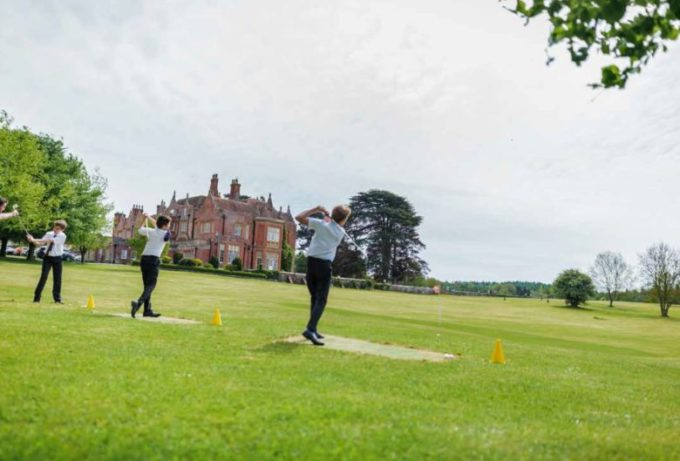 Cavendish Gold Edition Summer School Embley Park Golf