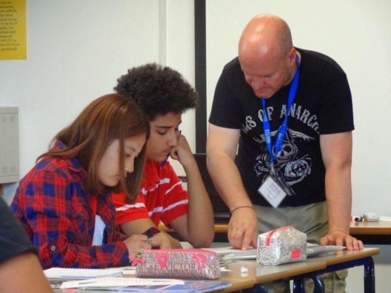 SC Summer Camp Sir William-Classroom-3